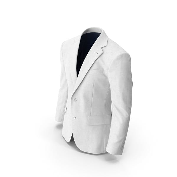 Men's Jacket White