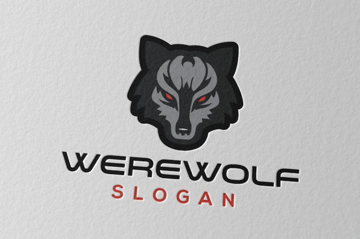 Cover Image For Werewolf Logo