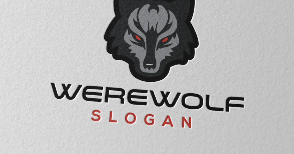 Download Werewolf Logo by Scredeck
