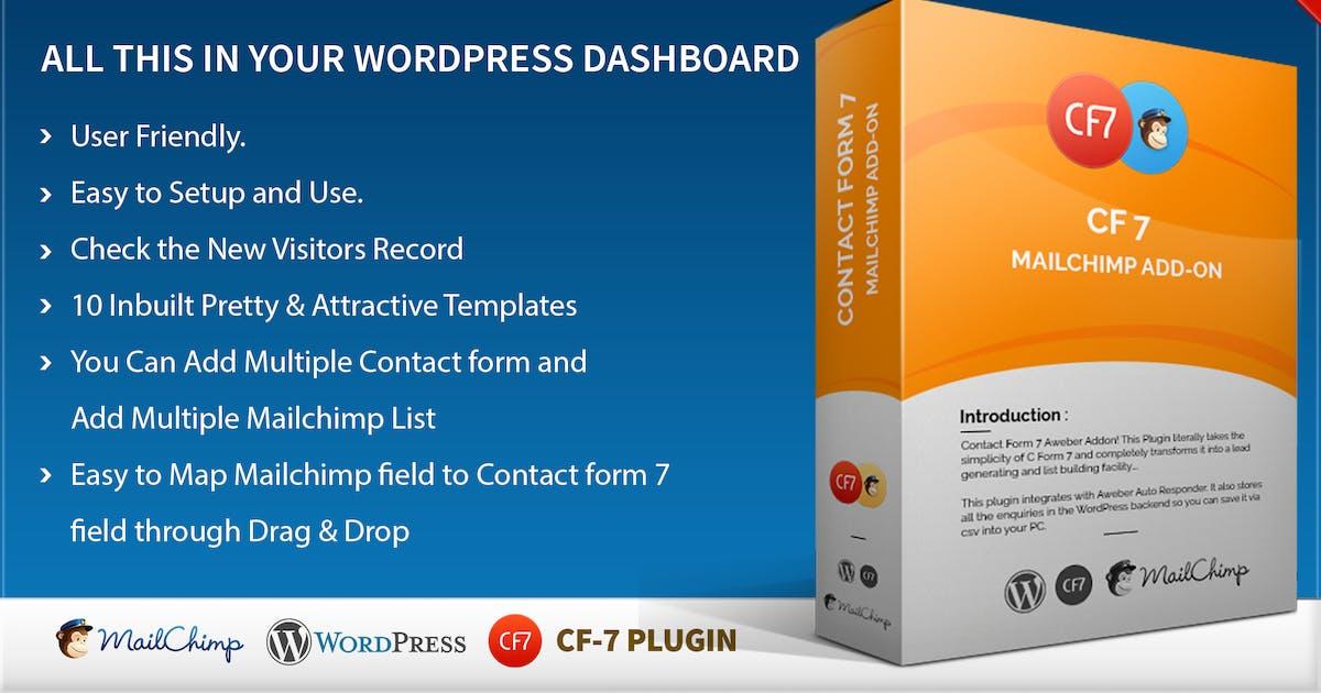 Download CF7 7 Mailchimp Add-on by kamleshyadav