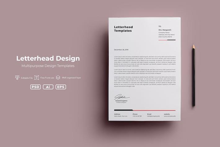 Cover Image For ADL Letterhead Templates.v04
