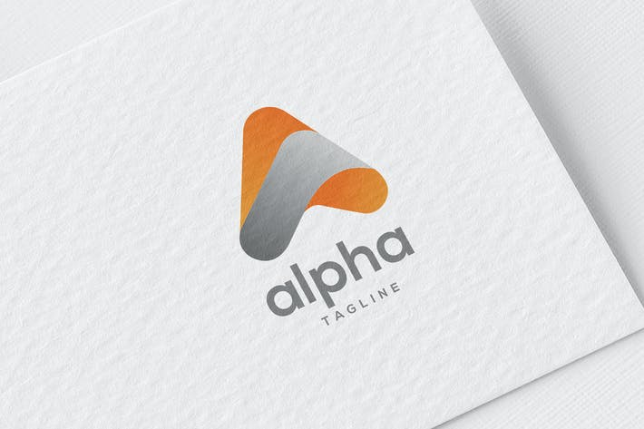 Thumbnail for Alpha Logo