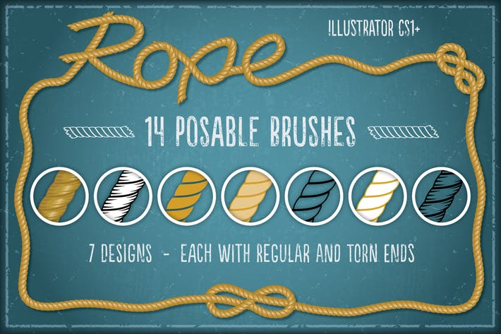Thumbnail for Rope Brushes