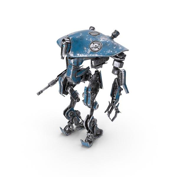 Cover Image for Schwerer Roboter VEX700
