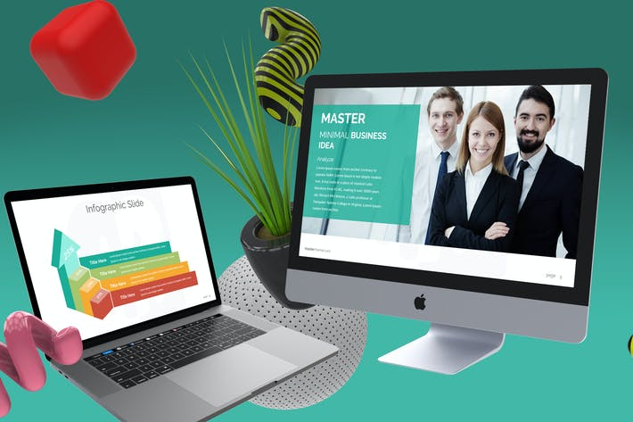 Thumbnail for Master - Powerpoint Template