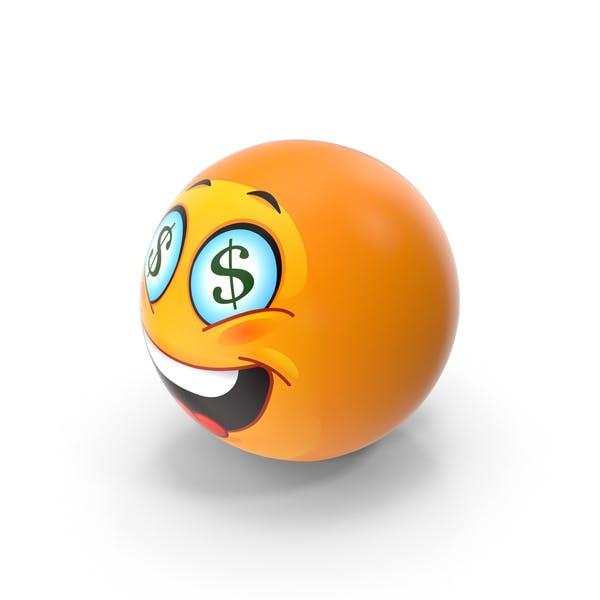 Thumbnail for Money Mouth Emoji