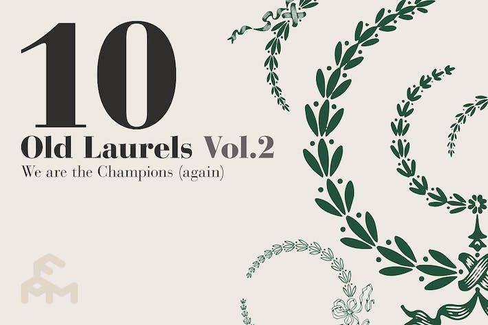 Thumbnail for 10 Old Laurels