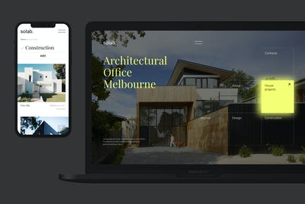 Solab – Template for Architectural Agency