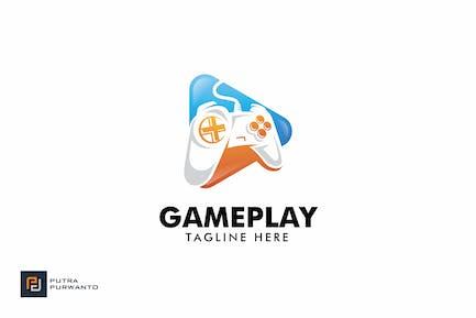 Gameplay - Logovorlage