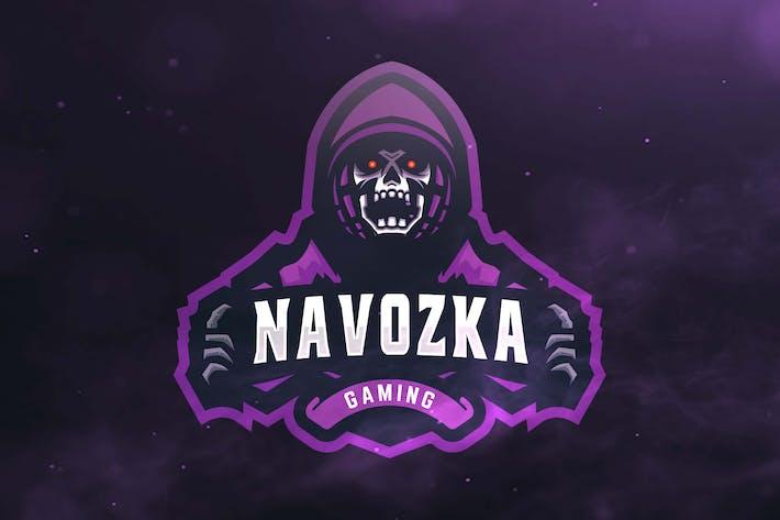 Thumbnail for Skull Sport and Esports Logos
