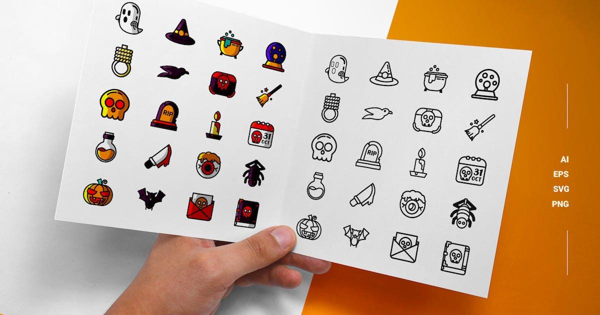 Download Halloween - Icons by esensifiksi