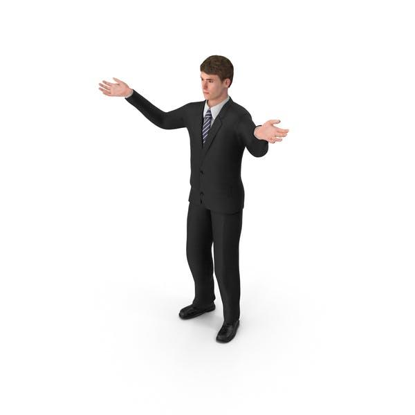 Thumbnail for Businessman John Lost