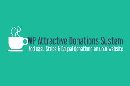 WP Attractive Donations System