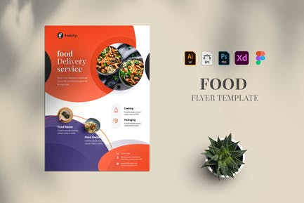 Food Flyer 17
