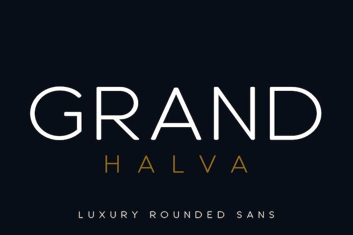 Thumbnail for Grand Halva