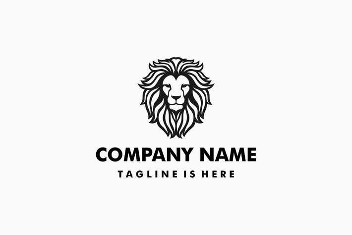 Thumbnail for Lion Head Logo