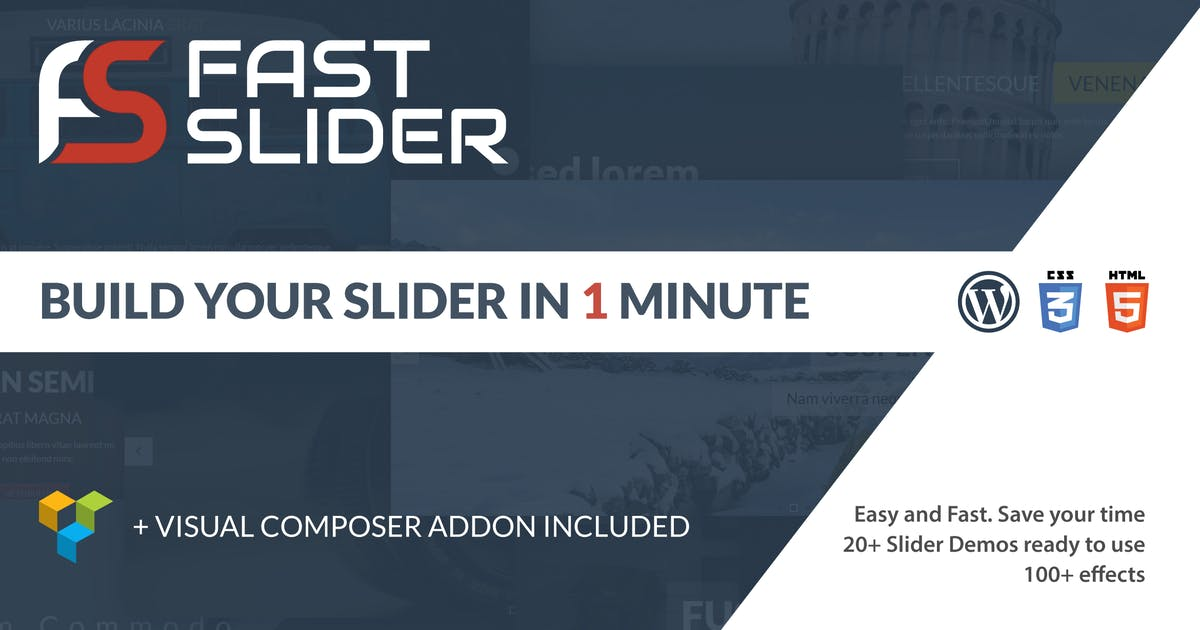 Download Fast Slider - Easy and Fast - Slider Plugin for WP by ad-theme