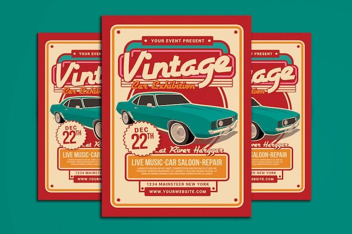 Thumbnail for Vintage Car Exhibition