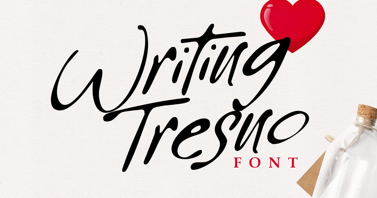 Download Writing Tresno by shirongampus