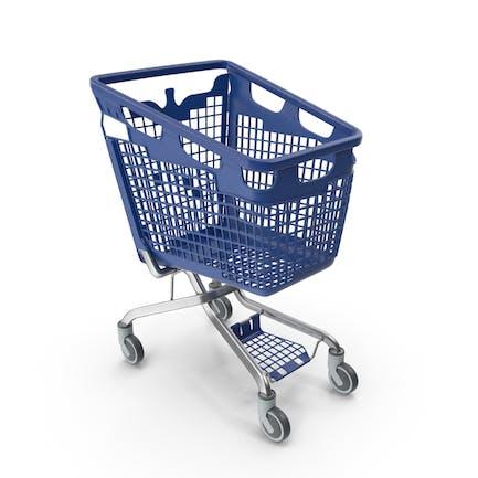 PP Plastic Shopping Cart 170L