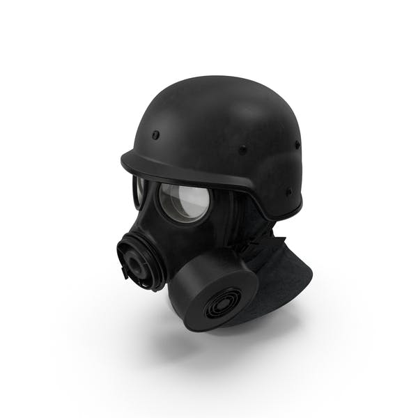 Army S10 Gas Mask