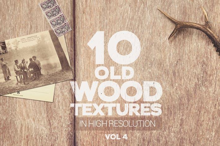 Thumbnail for Alte Holztexturen x10 Vol.4