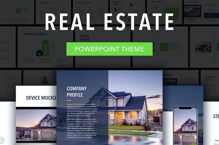 download 19 estate presentation templates envato elements