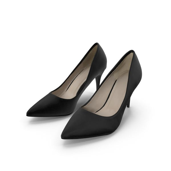 Women High Heel Shoes Pair