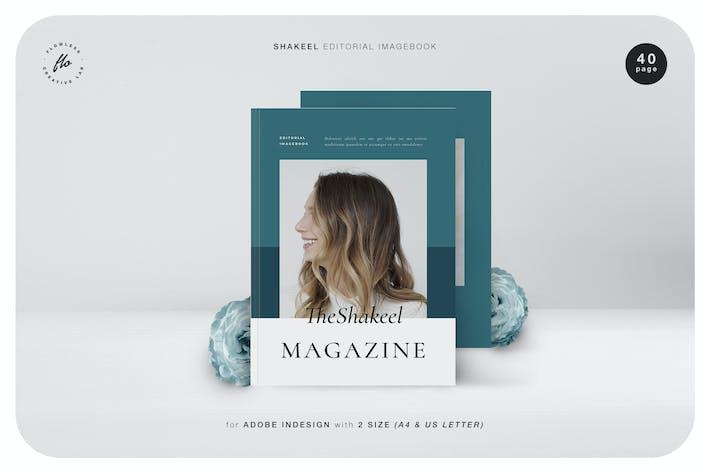 Thumbnail for Shakeel Editorial Imagebook