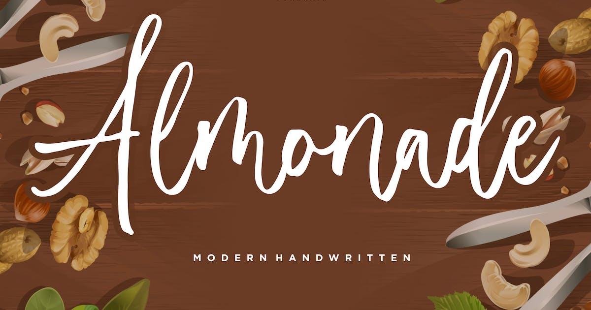 Download Almonade Handwritten Font YH by GranzCreative