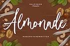 Almonade YH - Handwritten Font