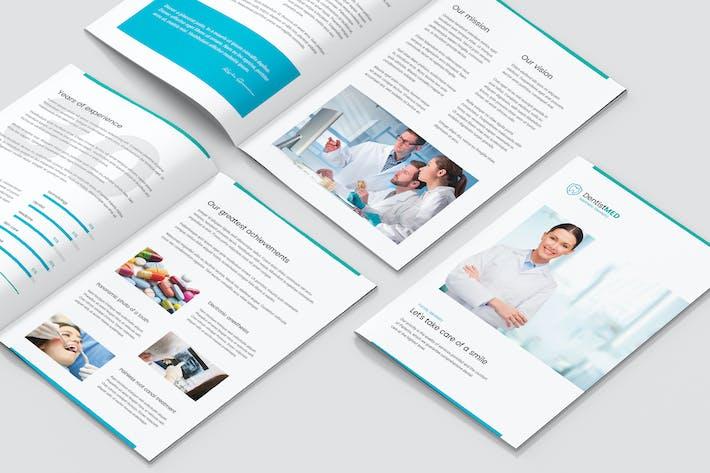 Mini Brochure – Dentist A5
