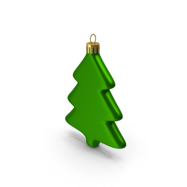 Thumbnail for Tree Ornament Green