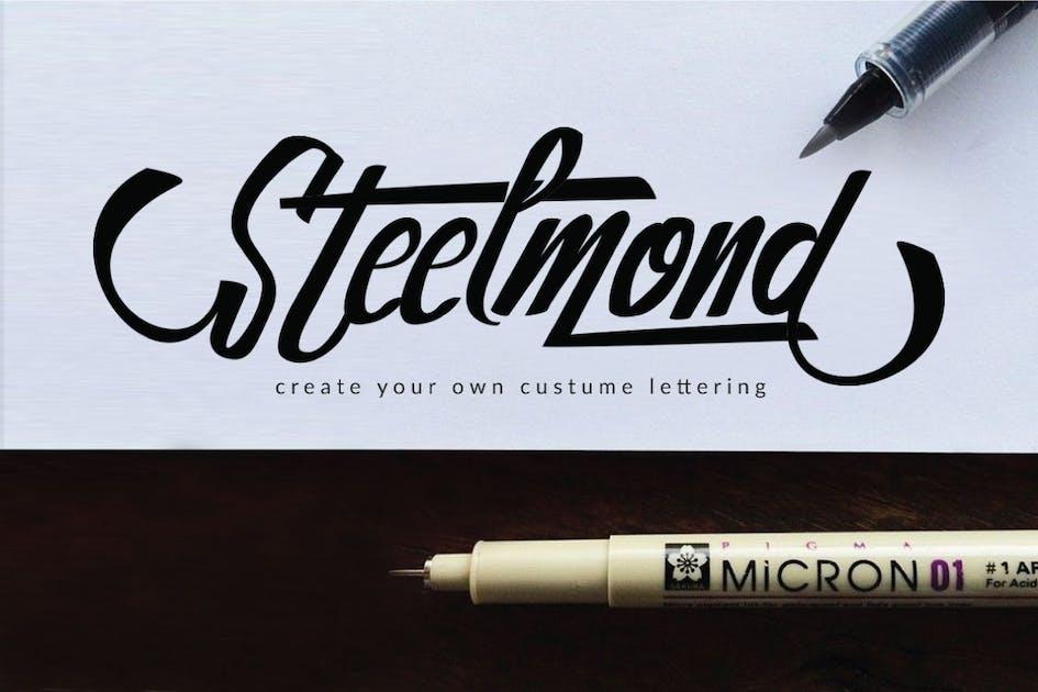 Download Steelmond by dirtylinestudio