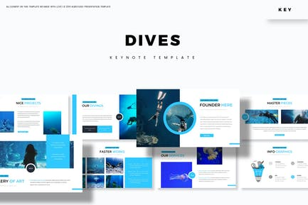 Dives - Keynote Template