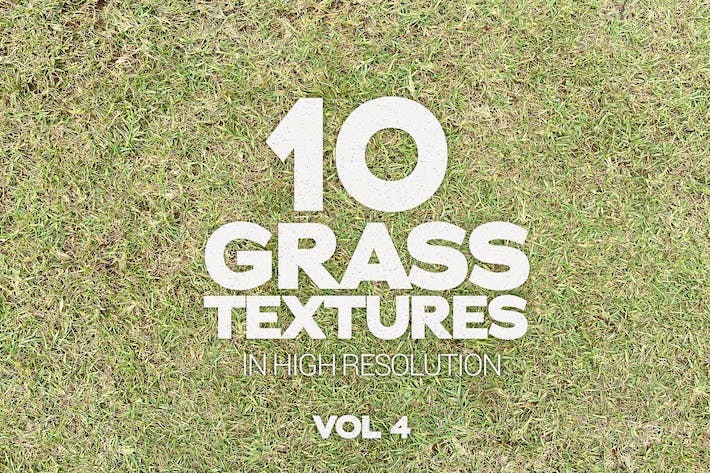 Thumbnail for Grass Textures x10 Vol 4