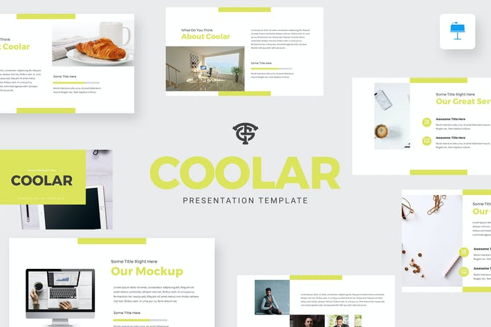 Thumbnail for Coolar Marketing - Keynote