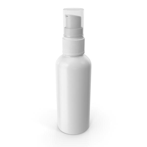 Бутылка насоса для лосьона 100 мл