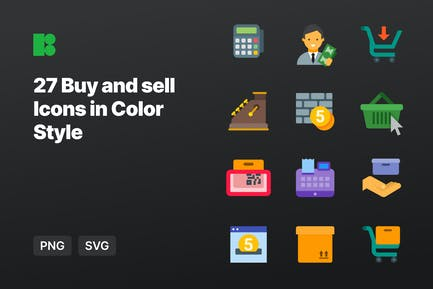 Color - Buy and sell