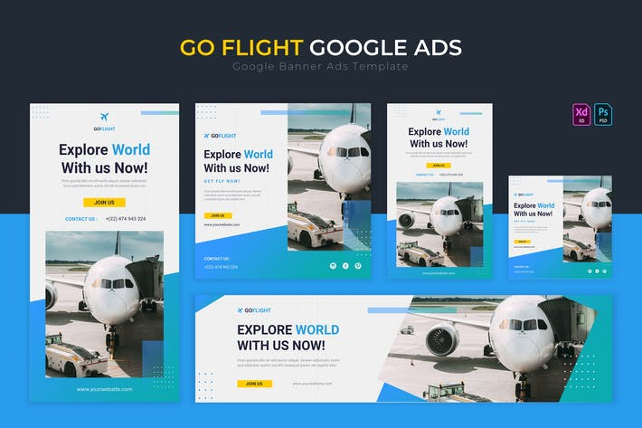 Thumbnail for Go Flight | Google Ads