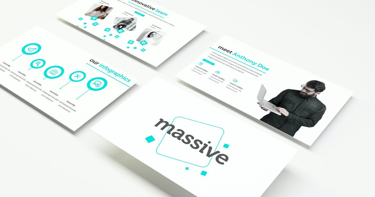 Download Massive - Powerpoint Template by IanMikraz