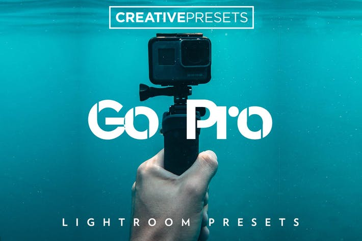 Thumbnail for GoPro Lightroom Presets