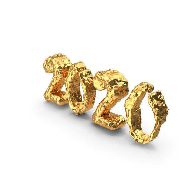 Золото 2020