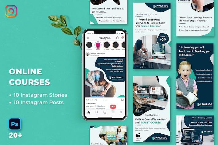 Thumbnail for Online-Kurs Instagram Stories & Beiträge