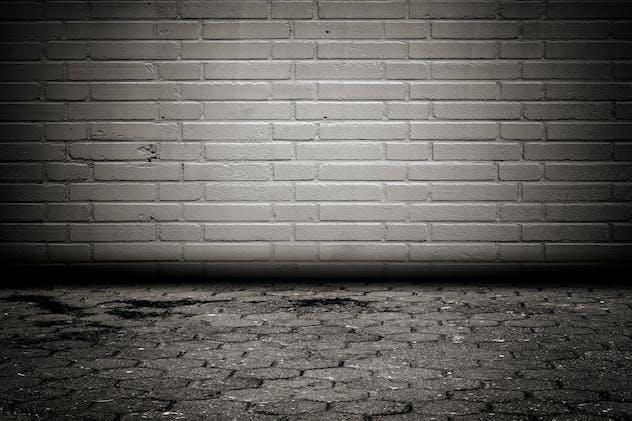 10 Brick Wall Texture Pack