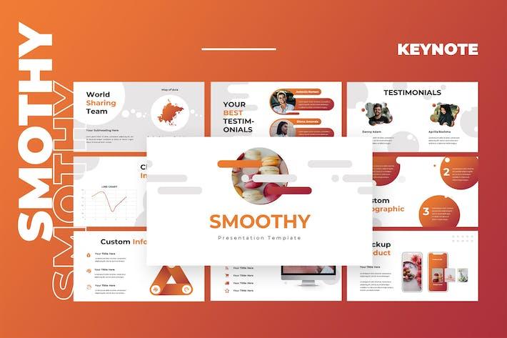 Smoothy - Keynote Presentation