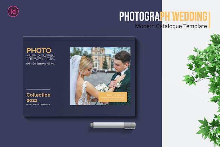 Photograph Wedding – Catalogue Template