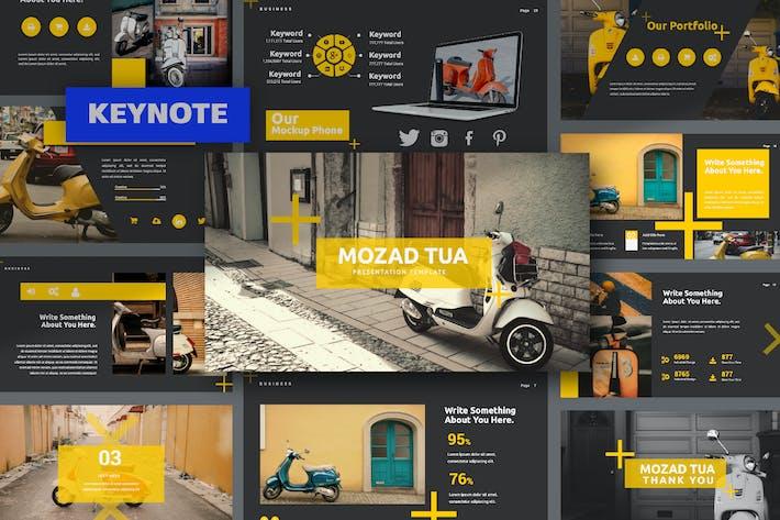 Thumbnail for Mozad Tua Creative Keynote