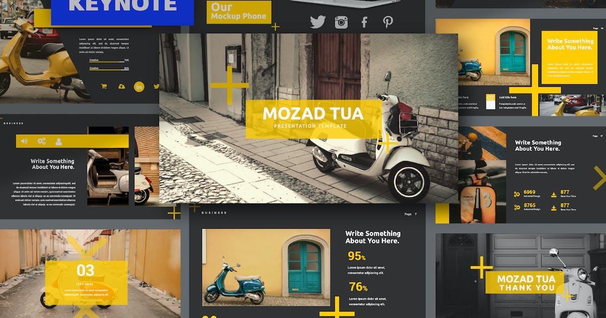 Download Mozad Tua Creative Keynote by templatehere