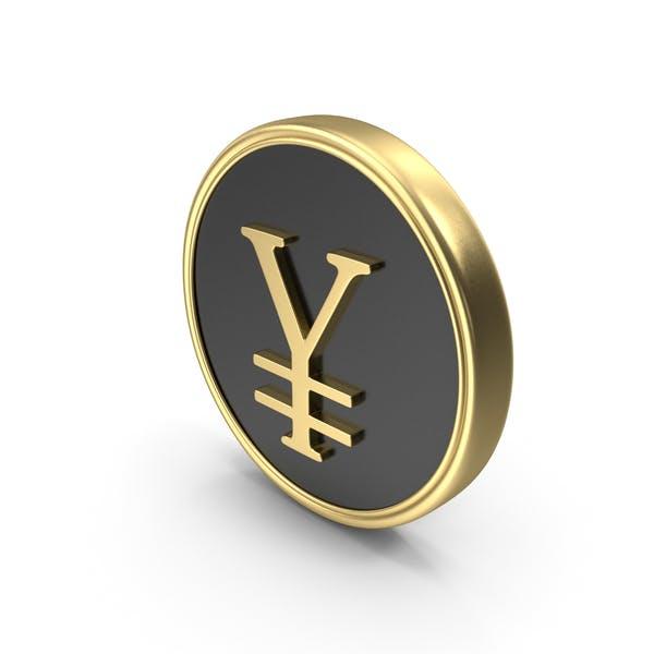 Yuan Coin Logo Icon